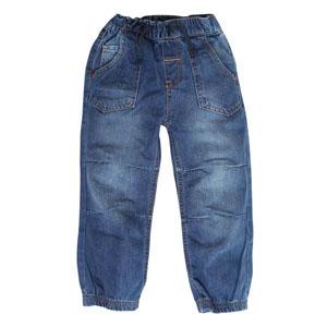 Erkek Çocuk Pantolon Mavi (74 cm-5 yaş)