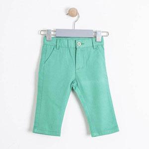 Erkek Çocuk Pantolon Yeşil (74 cm-7 yaş)