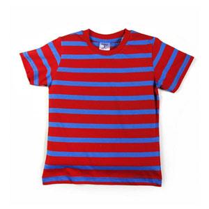 Erkek Çocuk Tişört Kırmızı (74 cm-7 yaş)