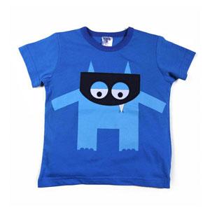 Kısa Kol T-Shirt Okyanus (1-5 yaş)