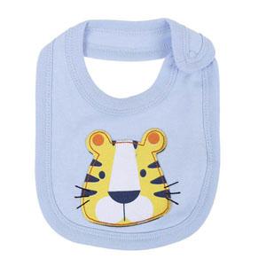 Little Tiger Erkek Bebek Önlük Açık Mavi