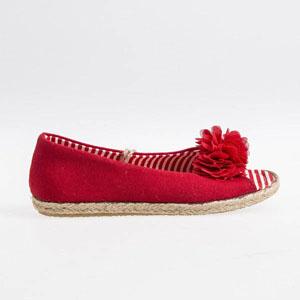 Kız Çocuk Ayakkabı Kırmızı (26-30 yaş)