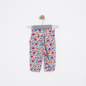 Kız Çocuk Pantolon Baskılı (74 cm-7 yaş)