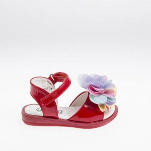 Kız Çocuk Sandalet Pembe (21-25 numara)