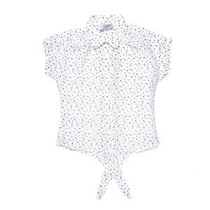 Kız Çocuk Gömlek Kemik (7-12 yaş)