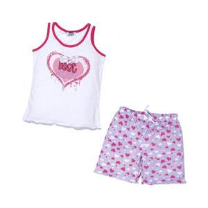 Kalpli Pijama Takımı Lila (7-12 yaş)