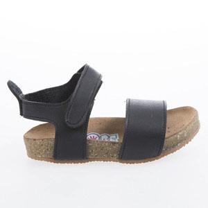 Çocuk Sandalet Siyah (21-25 numara)