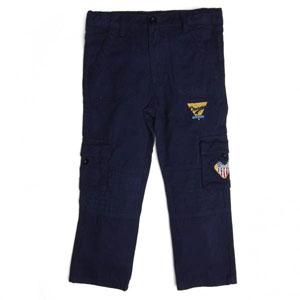 Car Game Erkek Çocuk Pantolon Lacivert (1-7 yaş)