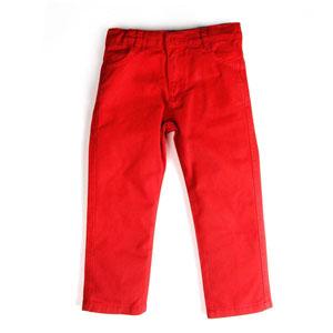 Erkek Çocuk Pantolon Yanık Oranj (74 cm-7 yaş)