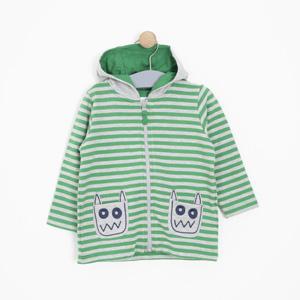Erkek Çocuk Sweatshirt Koyu Yeşil
