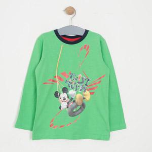 Erkek Çocuk T-Shirt Yeşil