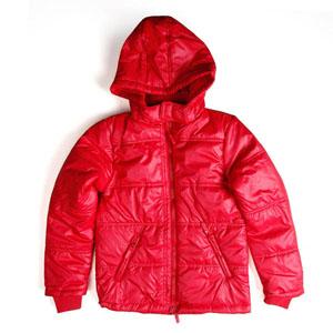 Erkek Çocuk Mont Kırmızı (7-12 yaş)