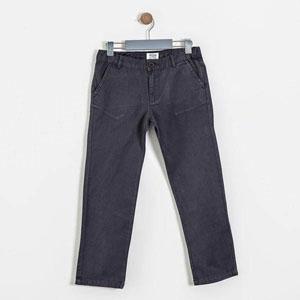 Back To School Erkek Çocuk Pantolon Antrasit (7-12 yaş)