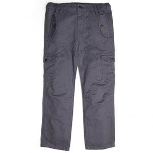 College Camp Erkek Çocuk Pantolon Antrasit (7-12 yaş)