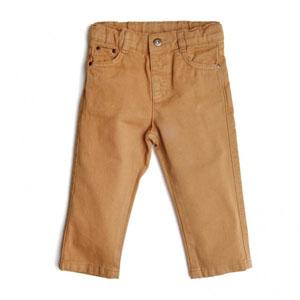 Erkek Newborn Pantolon Hardal