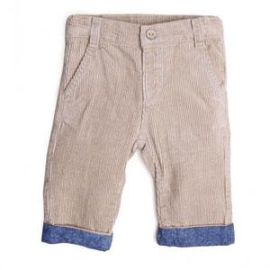 Erkek Newborn Pantolon Bej