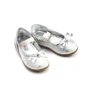 Kız Çocuk Babet Gümüş