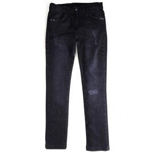 Kız Çocuk Pantolon Siyah (7-12 yaş)