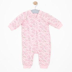 Kız Newborn Uyku Tulumu Ekru