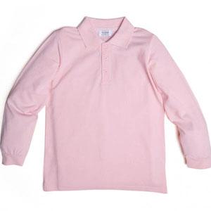 Unisex Garson T-Shirt Toz Pembe