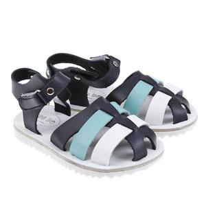 2015 Yaz Ayakkabı Sandalet Lacivert (21-30 numara)