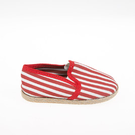 Keten Ayakkabı Kırmızı (21-30 numara)