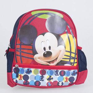Disney Mickey Mouse Sırt Çantası Mix 25x30x9