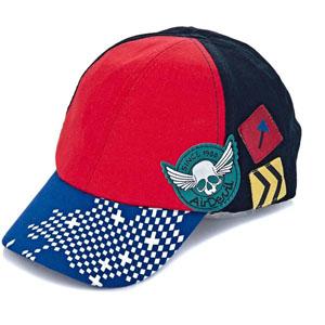 Erkek Çocuk Şapka Kırmızı 52