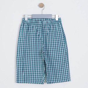 Kısa Kol Şort Pijama Takımı Beyaz (8-12 yaş)