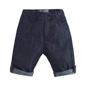 Erkek Bebek Kot Pantolon Lacivert (68-92 cm)
