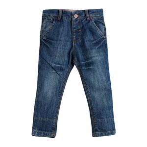 Erkek Çocuk Kot Pantolon Lacivert (0-3 yaş)