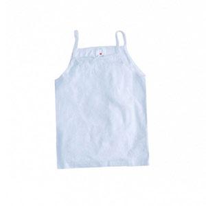 İç Çamaşır Üçlü Atlet Set Beyaz (18 ay- 6 yaş)