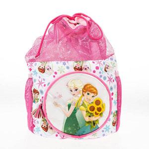 Lisanslı Disney Frozen Çanta Pembe