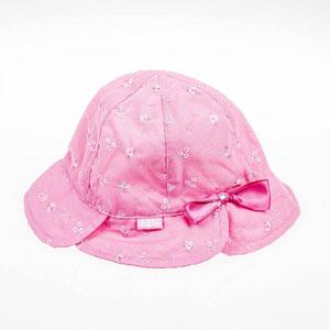 Kız Çocuk Maksi Şapka Karışık Renkli