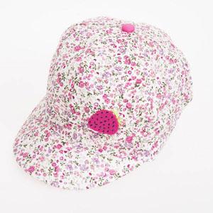 Kız Çocuk Şapka Renkli