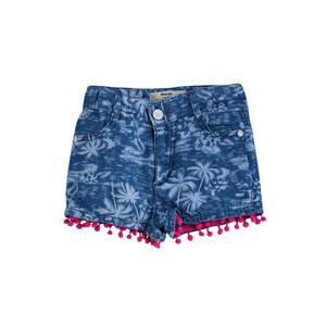 Tropical Şort Açık Mavi (8-12 yaş)
