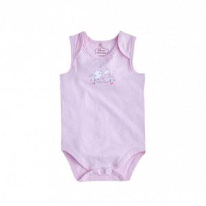 Kız Bebek İkili Badi Set Pembe (0-2 yaş)