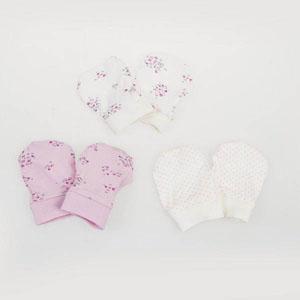 Picnic Blossom Üçlü Eldiven Set Ekru