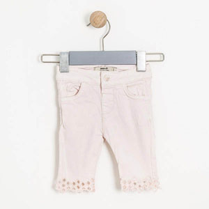 Kız Bebek Pantolon Pembe (56 cm-3 yaş)