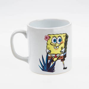 Lisanslı Sponge Bob Mug Saks