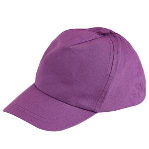 Kız Çocuk Şapka Mor (52-54 cm)