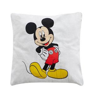 Disney Mickey Mouse Yastık 40*40 Beyaz