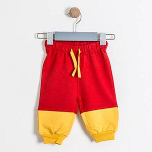 Winnie The Pooh Eşofman Altı Kırmızı (0 ay-3 yaş)