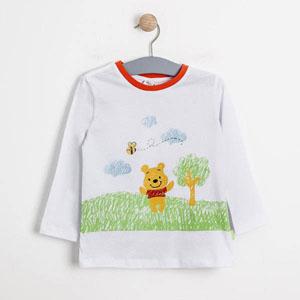 Winnie The Pooh Pijama Takımı (0 ay-3 yaş)