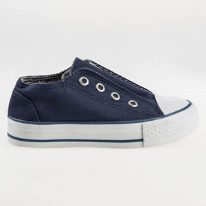 Erkek Çocuk Spor Ayakkabı İndigo (20-29 numara)
