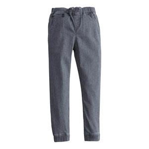 Erkek Çocuk Kot Pantolon Gri (3-7 yaş)
