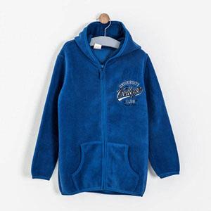 Erkek Çocuk Sweatshirt Gece Mavisi (3-7 yaş)