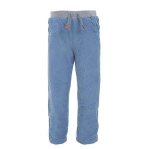 Erkek Bebek Pantolon Havacı Mavi (0-3 yaş)