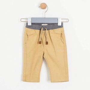 Erkek Bebek Pantolon Devetüyü (0-3 yaş)