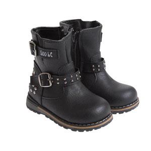 Kız Çocuk Çizme Siyah (21-30 numara)